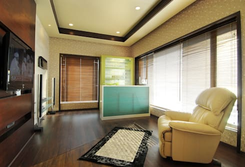 Residence:  Household by ozone interior