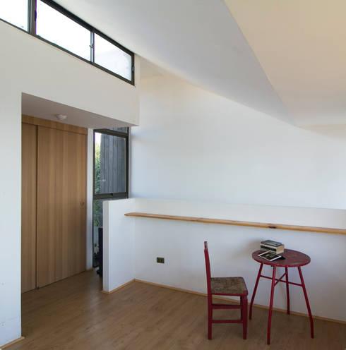 Acoplado Vagón Cartagena: Estudios y biblioteca de estilo  por Crescente Böhme Arquitectos