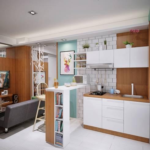 Apartemen 2BR:   by FTN studio