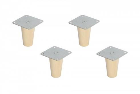 FOT - Möbelfüße für Ikea Kallax Regal von NSD New Swedish Design ...