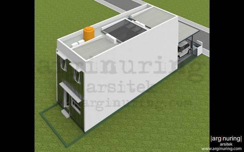 Isometri:   by Arginuring Arsitek