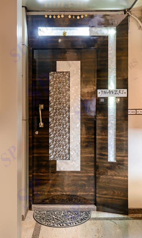 VarunJhaveri:  Doors by SP INTERIORS