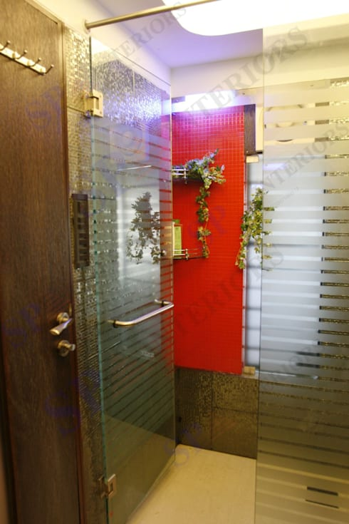Sagar bajaj:  Doors by SP INTERIORS