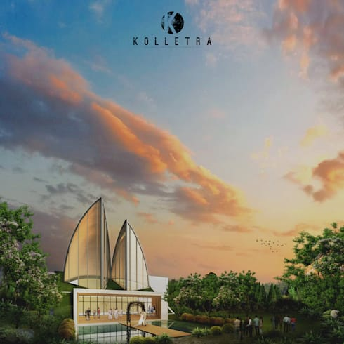 Wedding Hall Bintaro:   by Kolletra Studio