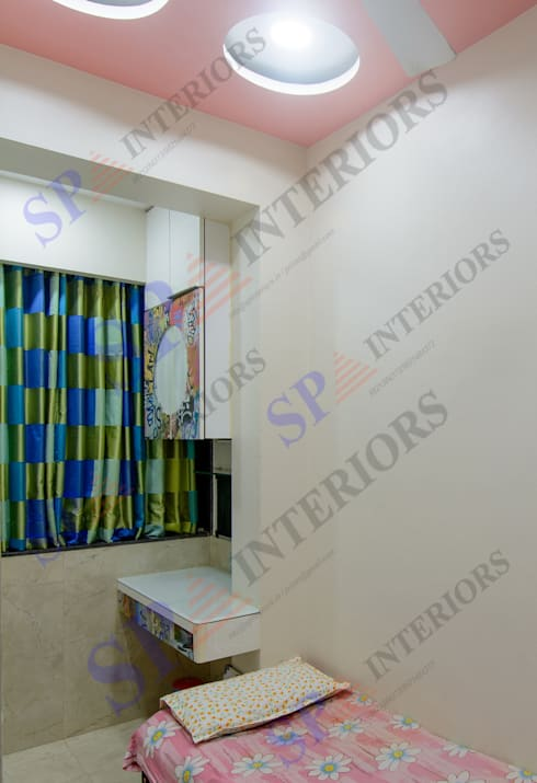 Ritesh bhai:  Walls by SP INTERIORS