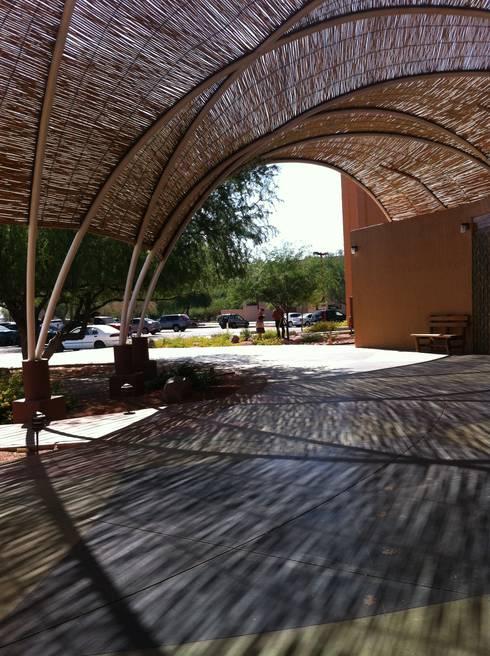 Vườn by Daniel Teyechea, Arquitectura & Construccion