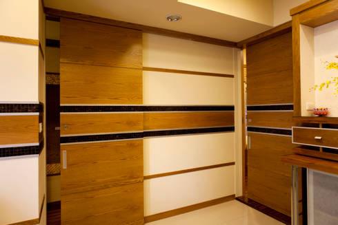 簡:  牆面 by 松泰室內裝修設計工程有限公司