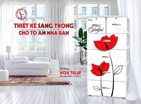 Tủ nhựa đa năng cho bé tại thành phố Hồ Chí Minh :  Phòng ngủ by Công Ty CP Đại Đồng Tiến