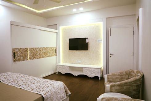 Projects 2: modern Bedroom by COLORDREAMS