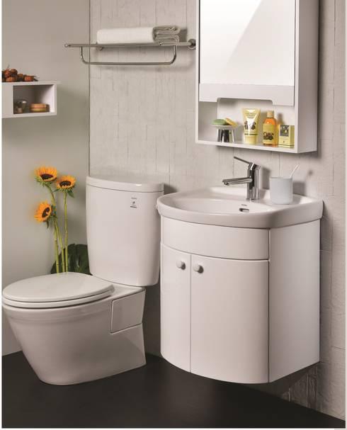 浴室櫃:  衛浴 by 綋宜實業有限公司