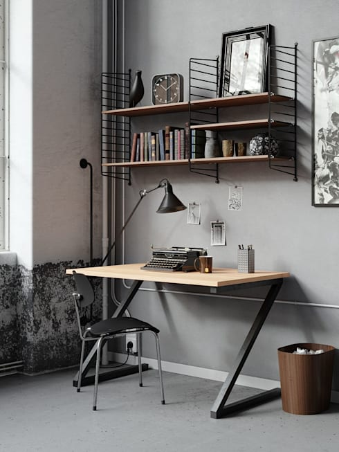 Study/office by FrontFurniture