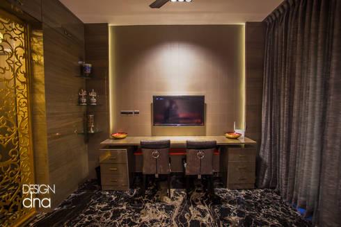 Aira: modern Study/office by Design Dna