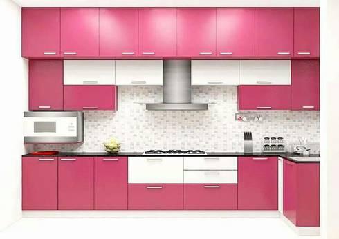Project 3: modern Kitchen by Modern Interiors