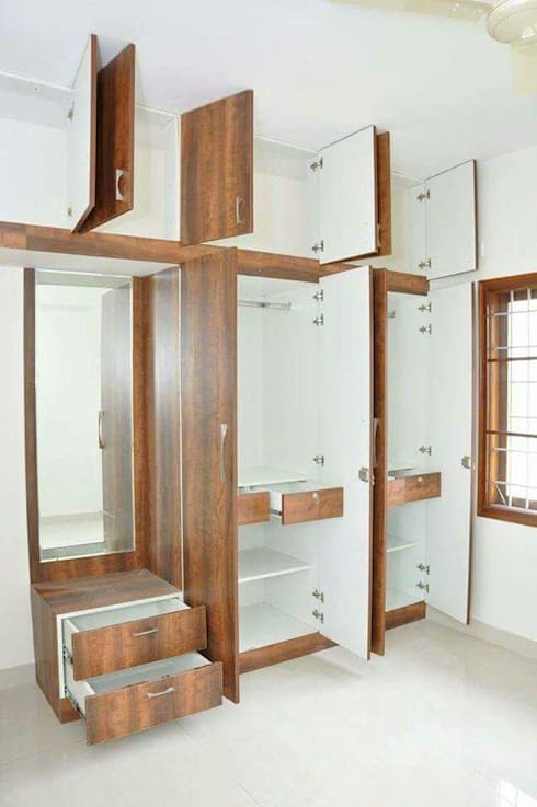 Project 5: modern Dressing room by Modern Interiors