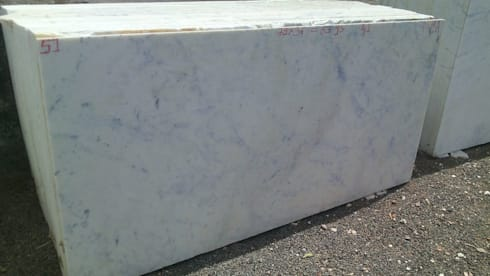 Indo Carrara Marble: modern Kitchen by Flodeal Inc.