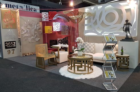 Expo Stand:  Household by Metallica Steel