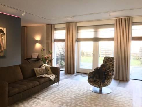 moderne woonkamer von Stefania Rastellino interior design | homify
