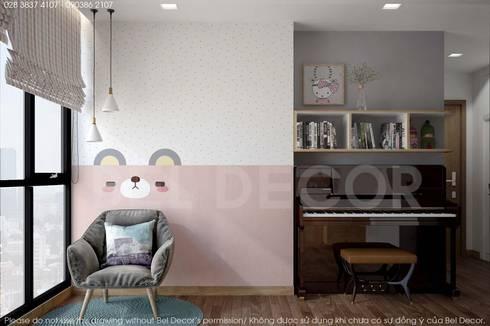 Project: HO17108 Modern Apartment/ Bel Decor:   by Bel Decor