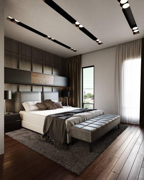 Decoración de cuartos: ideas modernas y minimalistas