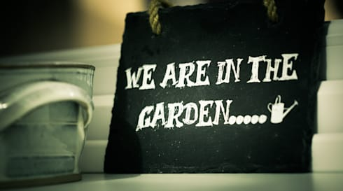 Garden:  Front yard by Smth Co