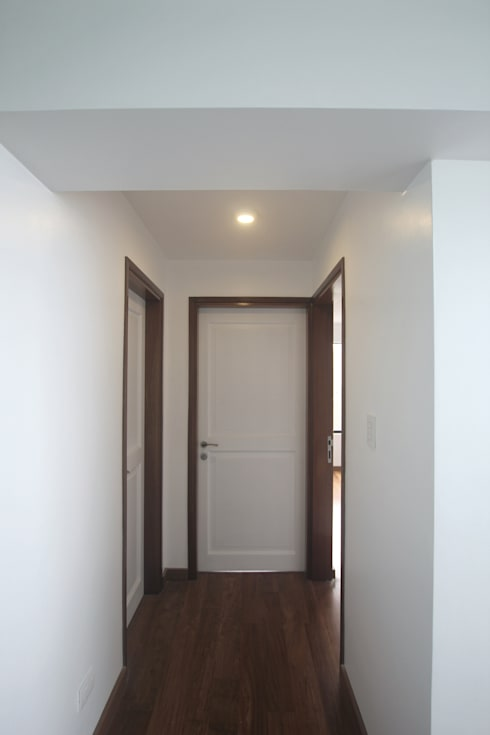 Penthouse dúplex San Isidro: Dormitorios de estilo  por Artem arquitectura