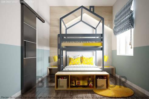 HO1810 Luxury Town House/ Bel Decor:   by Bel Decor