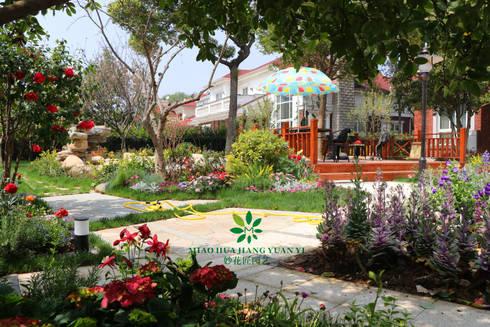 SuZhou Garden 03:  Front yard by  M  Garden