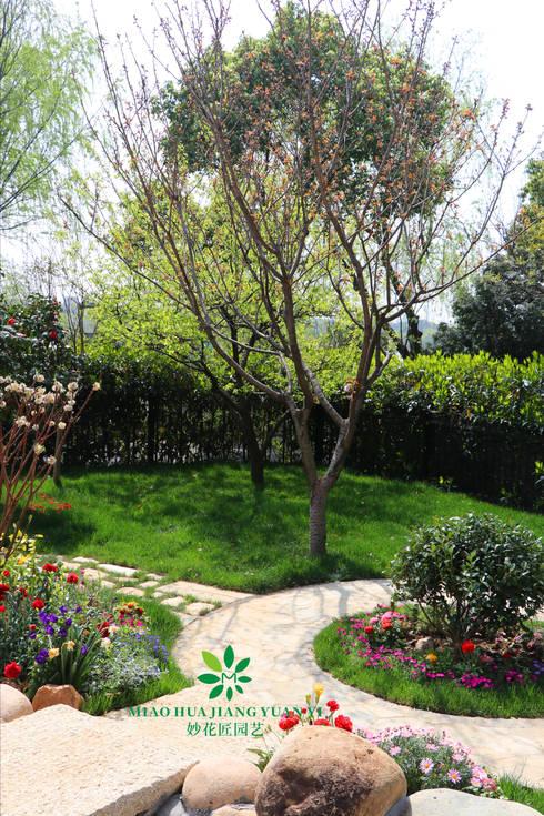 SuZhou Garden 03: asian Garden by  M  Garden