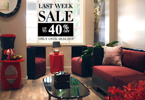 Spring-Summer 2018 Flash Sale:   by PingPong Atelier Furniture