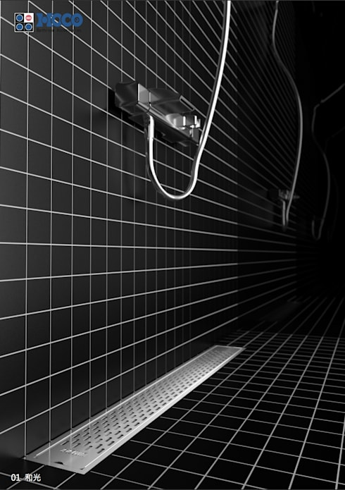 HOWIN和櫻-和光HOCO 衛浴 Bathroom Curator:  衛浴 by 和櫻記實業有限公司