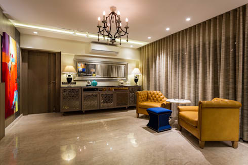 Residential project:   by Kunal & Associates