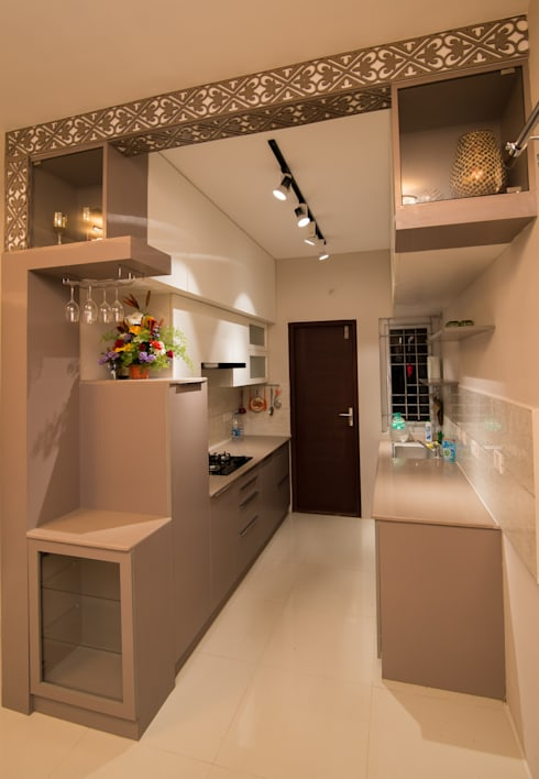 Project 2: modern Kitchen by Dream Touch