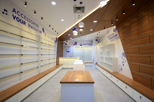 TokoI Inti Sukses:  Kantor & toko by EquiL Interior