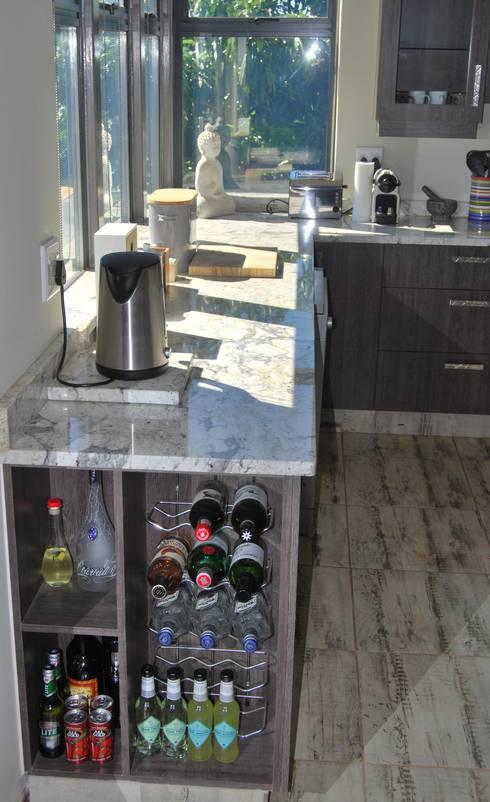 Jax Meyer Kitchen & BIC's:  Built-in kitchens by Capital Kitchens cc
