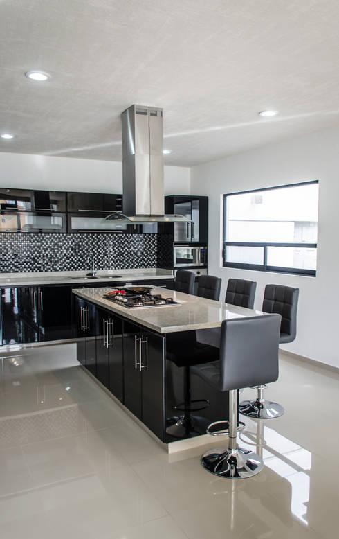 Cocinas de estilo  por ARQDUO