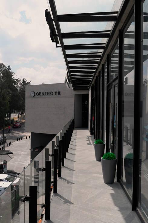 Centro TK : Albercas de estilo  por ARCO Arquitectura Contemporánea