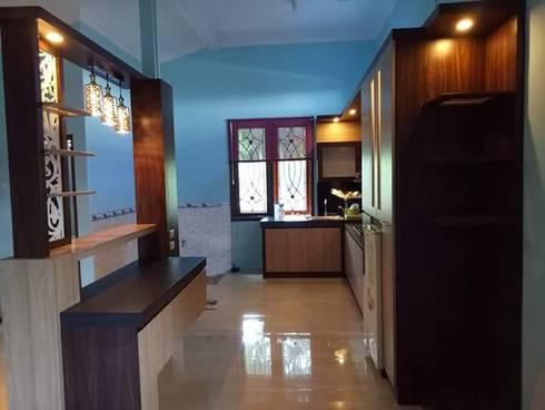 Rembang Interior:  Dapur by Fatmaarch