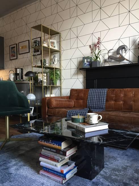 Phòng khách by Orkun İndere Interiors