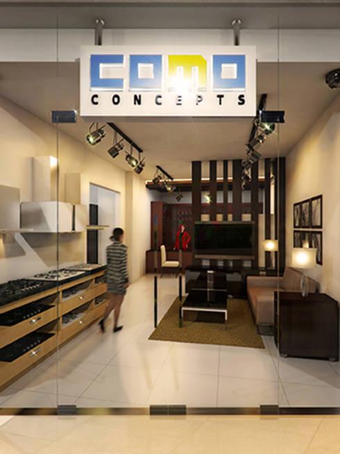 COMO Abreeza:  Shopping Centres by AR3 Architecture