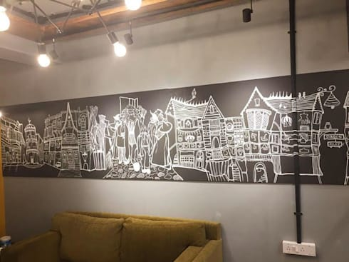 Harry Potter themed Wall Art:  Artwork by ARTickle Design