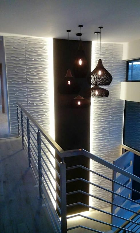 Corridor & hallway by The Guys - enhance your space, enhance your life!