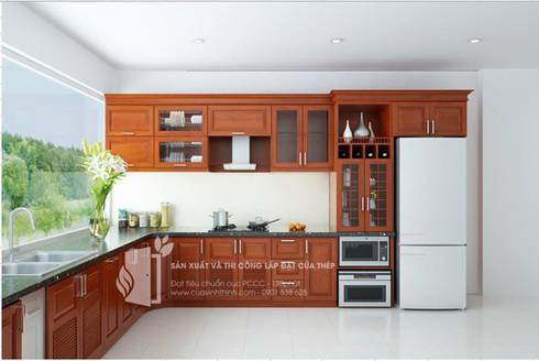 tủ bếp:   by Vĩnh Thịnh
