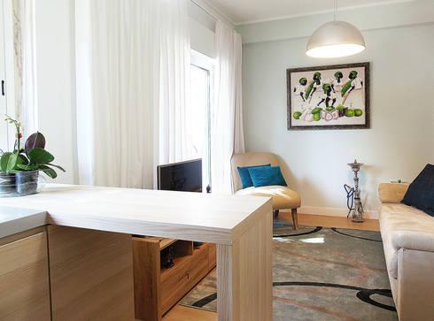 Casa da Rute: Cozinhas escandinavas por Homestories