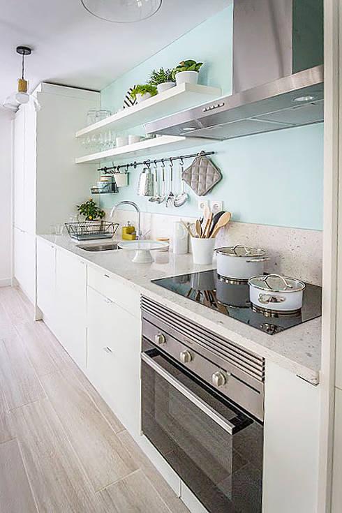 Querido mudei a casa episódio#2402: Cozinhas escandinavas por Homestories