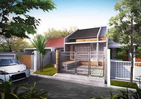 DA House:   by GUBAH RUANG studio