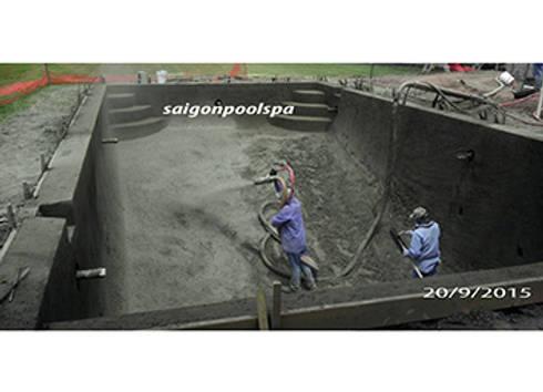 Thiết kế thi công bể bơi ở Đồng Nai:   by Công ty thiết kế xây dựng hồ bơi Saigonpoolspa
