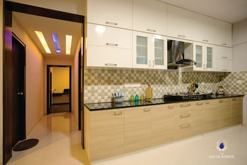Project: modern Kitchen by The Satin Bower