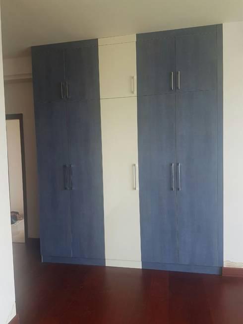 Project: modern Dressing room by zenia