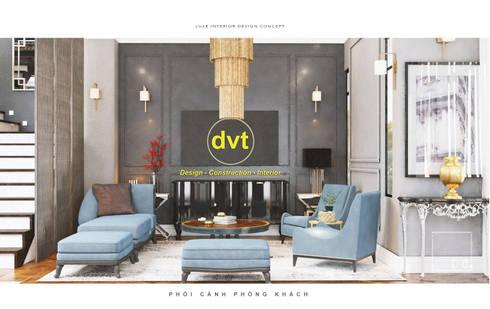 Biệt thự số G17- Khu đô thị Phố Đông, Quận 2:   by DVT Construction