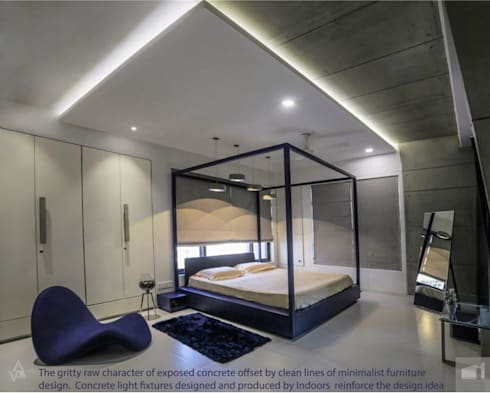 son's bedroom: modern Bedroom by Design Paradigm